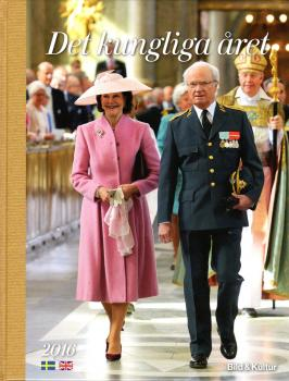 2016 - Det Kungliga året - The Swedish royal family book of the year