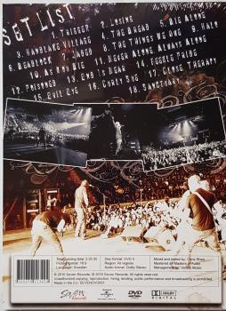 TAKIDA DVD LIVE 2010 - Reproduction NEW