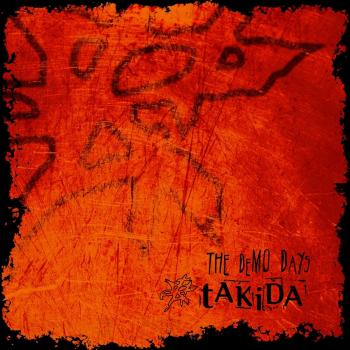 Takida - The Burning Heart