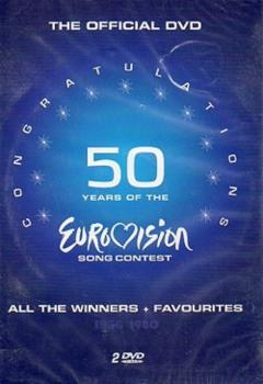 2 DVD 50 Years Eurovision Song Contest 1956-1980, Winners + Favourites