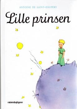 Book of the Little Prince SWEDISH Svenska - Den Lille Prinsen - NEW - 2018