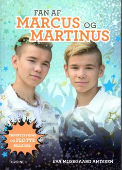 Fan af Marcus og Martinus - Norway - FAN book -  DANISH