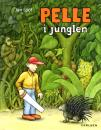 Jan Lööf Pelle i Junglen - Dschungel Dansk Children's book DANISH